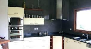 enduit pour cuisine enduit pour cuisine enduit decoratif cuisine enduit bacton noir