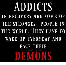 Recovery Memes - addicts in recovery are some of the strongest people in the world