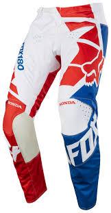 fox motocross trousers fox racing 180 honda pants revzilla