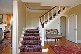 Stair Rug How To Put Your Own Stair Carpet U2014 Interior Home Design