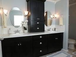 Black Bathroom Storage Bathroom Great Bathroom Decoration With Bathroom Storage
