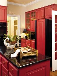 farmhouse kitchen designs black and red kitchen kitchen island