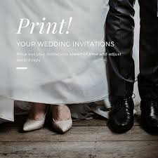 Printing Wedding Invitations Top Tips For Printing Wedding Invitation Craftyfever Com