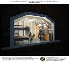 underground shelter designs norad shelter systems llc bomb shelters