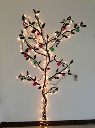 christmas lights peace program per the season we decorated our wall decal tree