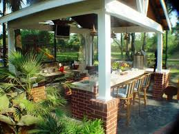 Tropical Outdoor Kitchen Designs Tropical Outdoor Kitchen Designs 5 Houston Outdoor Kitchen