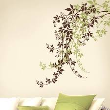 painting stencils for wall art elegant vine stencil for easy wall decor modern wall stencils for