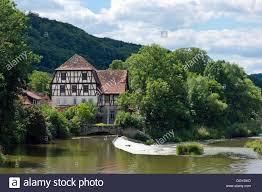 Wehr Baden Old Weir Stockfotos U0026 Old Weir Bilder Alamy