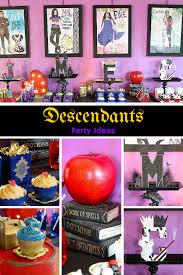 party city halloween descendants how to plan a disney descendants watch party michelle u0027s party