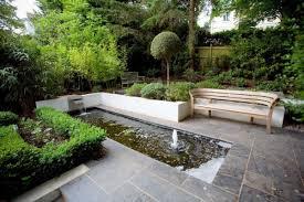 sandstone award winning garden design and landscaping in kent