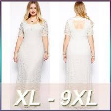 plus size dresses women xl 9xl clothes beach vintage wedding