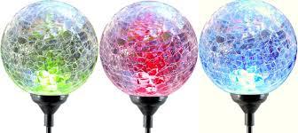 Cheap Gazing Balls Review Moonrays 91251 Color Changing Solar Glass Ball Fixture 3