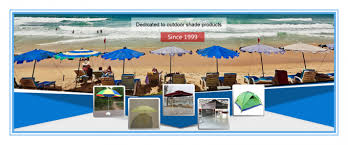 and white big outdoor umbrella commercial custom market umbrellas