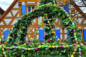 Gourmetrestaurant Esszimmer Coburg Ostern Fränkische Schweiz