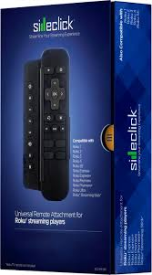roku 4 black friday sideclick universal remote attachment for roku streaming players
