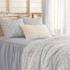 bedroom elegant pine cone hill duvet cover for comfortable bed