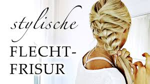 Frisuren Lange Haare Selber Machen Flechten by Zopf Frisur Selber Machen Haare Flechten Für Anfänger Schule