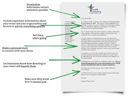 Sample Of Fundraising Letter by Breaking Down Solicitation Letters U2013 Ultimatedonationgs Org Blog