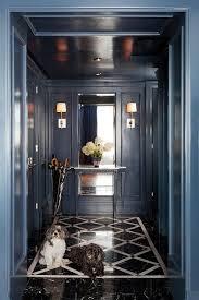 black marble flooring dark blue foyer with black marble floor contemporary entrance foyer