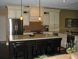 Good Colors For Kitchen Cabinets Kitchen Cabinets White Cabinets With Espresso Glaze The Best