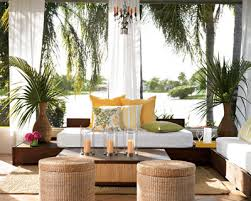 tropical outdoor decor crafts home