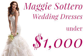 how much do maggie sottero wedding dresses cost wedding dresses