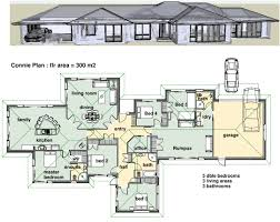 48 home planes 4 5 bedroom house plans webshoz com 100 2