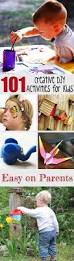 101 creative diy kids activities and craft ideas which will help
