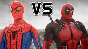 spiderman vs deadpool the amazing spider man youtube