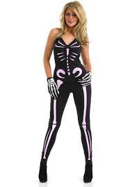 girl costumes skeleton girl costume escapade uk