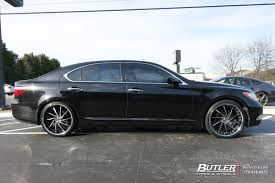lexus ls 460 on rims lexus ls460 with 22in lexani artemis wheels exclusively from