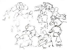 everybody was kung fu fighting u2026 u201d u2013 sketchingjourney u0027s blog