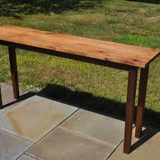 Wood Sofa Table Sofa Tables Wood Tables
