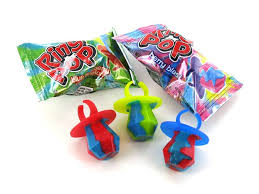 twisted ring pops box of 24 oldtimecandy