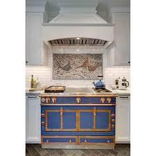 La Cornue Kitchen Designs La Cornue It S Blue In Montclair Nj Interior Design By Tracey
