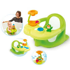 siege bebe cotoons green cotoons seat bath bathing accessories