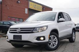 volkswagen tiguan black 2013 used 2013 volkswagen tiguan trendline 4 motion bluetooth alloy for