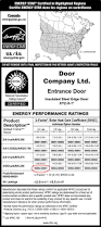 Map Of Canada And Us Guidelines For Energy Star Fenestration Natural Resources Canada