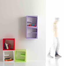 big modern black and white bookcase design that can be decoration