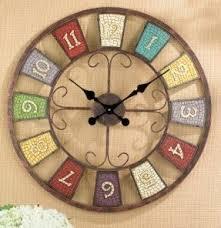 themed clock unique wall clocks foter