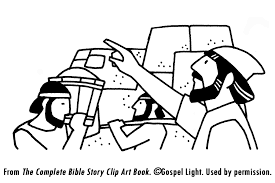 coloring page for king solomon solomon builds the temple coloring page 319424