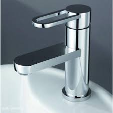 Designer Faucets by Modern Bathroom Sink Faucet Single Handle Waterfall Chrome Finish