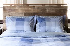 go plaid blue duvet cover thread experiment