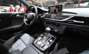 audi a6 interior at 2016 audi a6 sedan luxury carstuneup