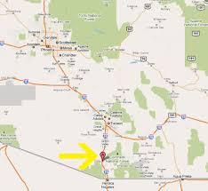 Ajo Arizona Map by A Day Trip To Tubac Arizona The Roaming Boomers
