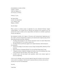 structural engineer cover letter mechanical engineer cover letter