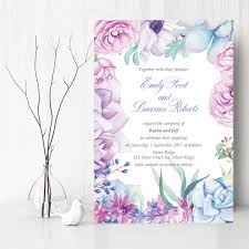 Purple And Silver Wedding Invitations Wedding Invitation Gallery Devereux Creative Toowoomba