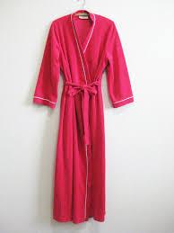 Vanity Fair Housecoat Soft Pink Robe Large Vanity Fair Warm And Cozy