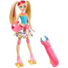 barbie video game hero light skates barbie doll dtw17 barbie