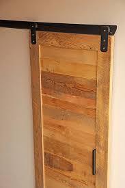 Reclaimed Barn Door Hardware by Low Profile Barn Door Hardware Barn Doors Pinterest Barn